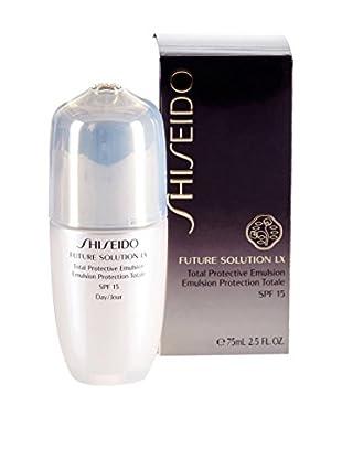 Shiseido Gesichtsemulsion Future Solutions 15 SPF 75.0 ml, Preis/100 ml: 232 EUR