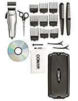 Conair 21-Piece Chrome Custom Haircut Kit