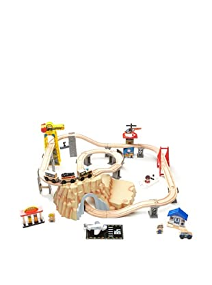 KidKraft  60 Piece Train Set