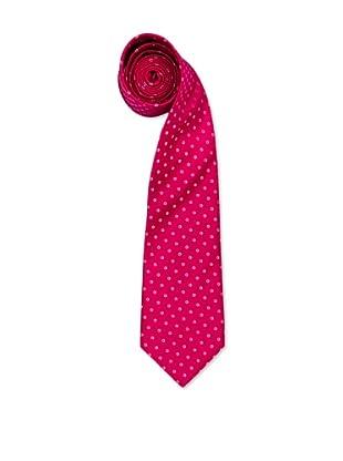 Olimpo Corbata Topos (Rojo)