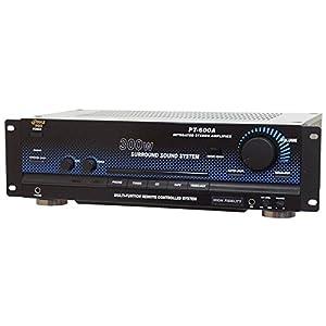 PYLE PT-600A 300-watt Stereo Amplifier