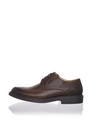 Florsheim Men's Valco Moc Toe Oxford (Brown Chocolate)
