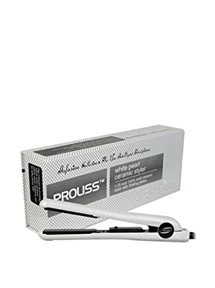 PROLISS Infusion Limited Hair Straightener, White Pearl, 1.25\