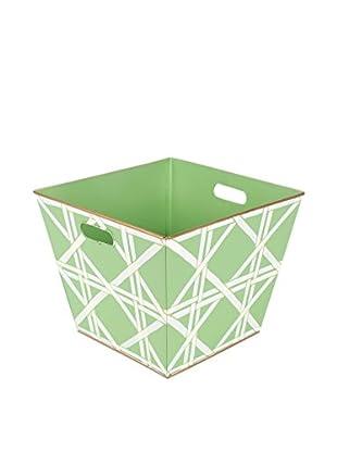 Jayes Cane Storage Bin, Green