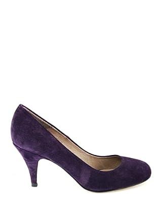 Eye Shoes Zapatos Puntera Redondeada (Morado)