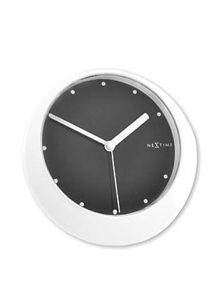 NeXtime Balance Table Clock (White/Black)