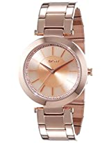 DKNY Ladies Stanhope 2.0 Rose Gold Tone Watch - NY2287