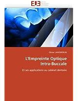 L'Empreinte Optique Intra-Buccale (Omn.Univ.Europ.)