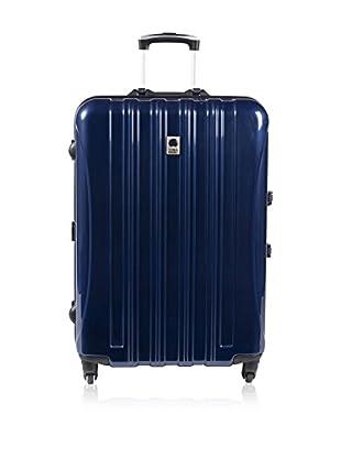 VISA DELSEY Trolley rígido New Aero Azul 74.5 cm