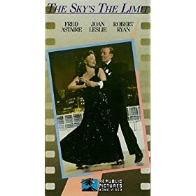 The Sky's the Limit [VHS] [Import]