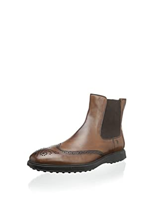 Tod's Men's Ankle Boot (Rust)