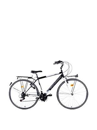 Schiano Fahrrad 28 Freetime 18VShimano weiß/schwarz