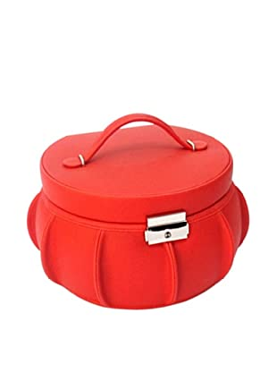 Morelle & Co. Allison Jewelry Box (Red)