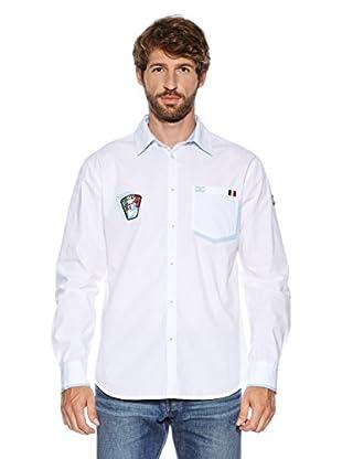 Dolomite Camisa Fitz Roy 3 Msh (Blanco)