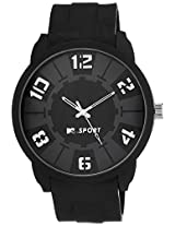 MTV Analog Multi-Colour Dial Men's Watch - B7012BK