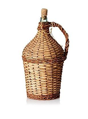 bambeco Wicker Wrapped Wine Bottle