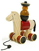 Hee Haw Wooden toy