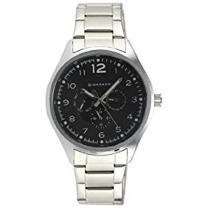 Giordano Analog Black Dial Men's Watch - DTLMM 60064-11