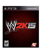 Brand New Take-Two Wwe 2K15 Ps3