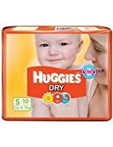 Huggies Dry Small Diapers (Upto 7Kg)