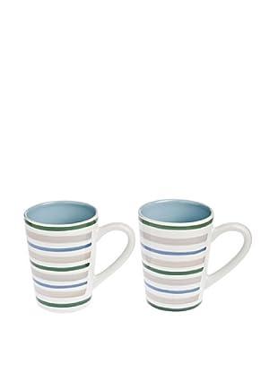 Sia Home Fashion Set De 2 Mug Orilla