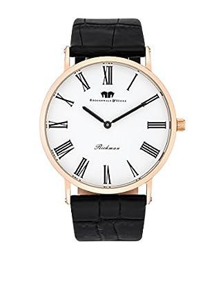Rhodenwald & Söhne Reloj con movimiento cuarzo japonés 10010122 Negro 40 mm