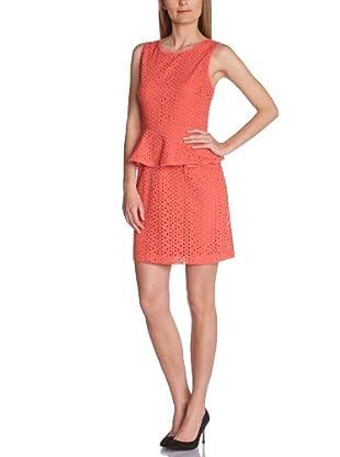 Manoukian Vestido Lámpsaco (Coral)