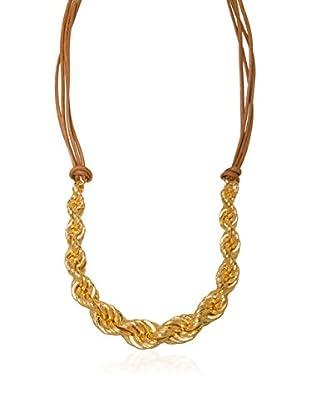 ETRUSCA Halskette 45.72 cm braun