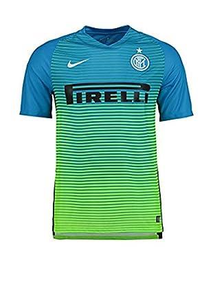 Nike Camiseta de Fútbol Inter Yth Ss 3Rd Stadium Jsy