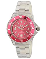 Ice-Watch Analog Pink Dial Men's Watch - PU.PK.S.P.12