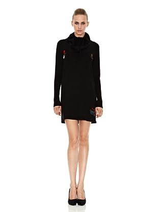 Sidecar Vestido Izaskun (Negro)