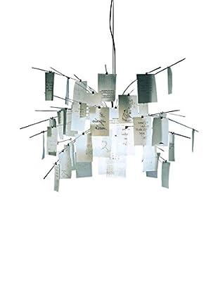 Ingo Maurer Lámpara De Suspensión Zettel'Z 5 Ø 120 H 120 cm circa