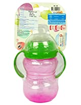 Farlin Soft Spout Cup (Pink)