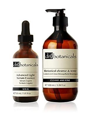 Dr Botanicals Set, 2-teilig Gesichtsserum 30 ml und Make-up Remover 100 ml