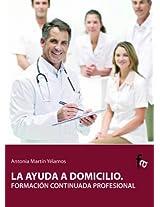 La ayuda a domicilio / Home help: Formacion Continua Profesional / Continuing Professional Training