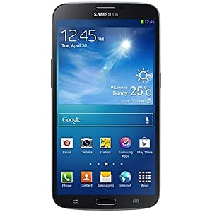 Samsung Galaxy Mega 5.8 (Black)