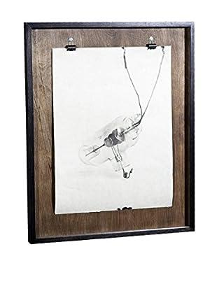 Chris Dunker for Phylum Design Bulb #04, Photograph in Floating Frame