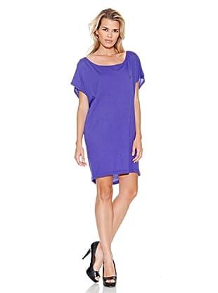 Guess Vestido Claudine (Púrpura)