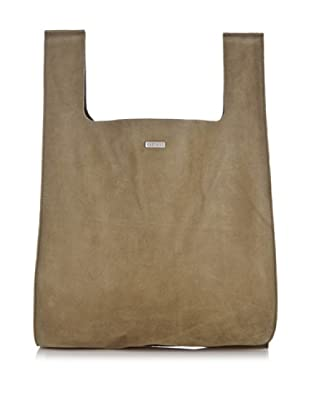 Orciani T-Shirt Bag Long Beach verde oliva
