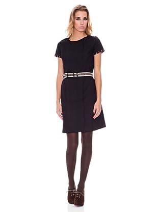 Tonalá Vestido Caramel (negro)