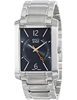 Esq By Movado Synthesis Stainless Steel Mens Watch 07301405