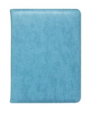 Unotec Funda Elegance Azul Para iPad 2/3/4