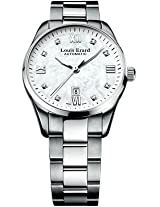 Louis Erard Analog Mother of Pearl Dial Women Watch - 20100AA14.BMA17