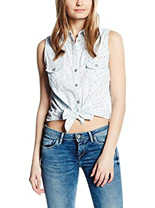 Pepe Jeans London Camisa Mujer Ditsy