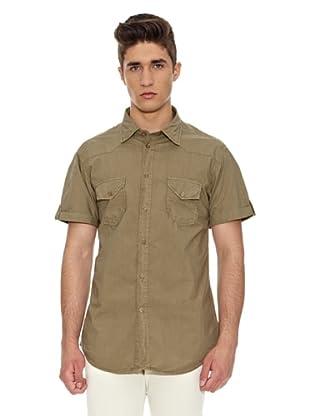 Carrera Jeans Camisa M/M (Verde)