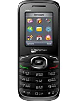 Micromax X084 (Black-Red)
