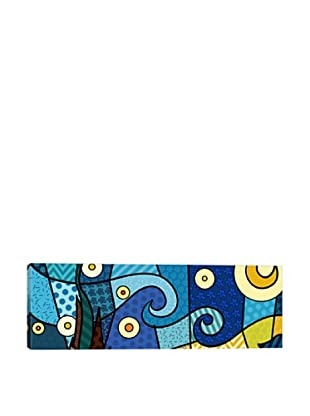Starry Night (After Vincent Van Gogh) Canvas Giclée Print