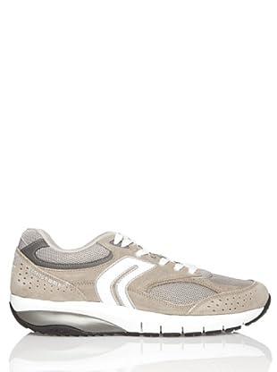 Geox Zapatillas Hayden (beige / blanco)