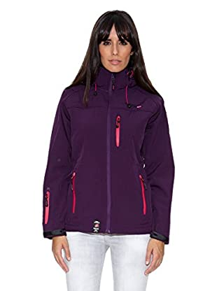 Geographical Norway Chaqueta Soft Shell Tonight (Morado)