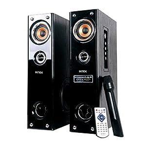 Intex IT-5500 SUF 2.0 MultiMedia Speaker System With FM